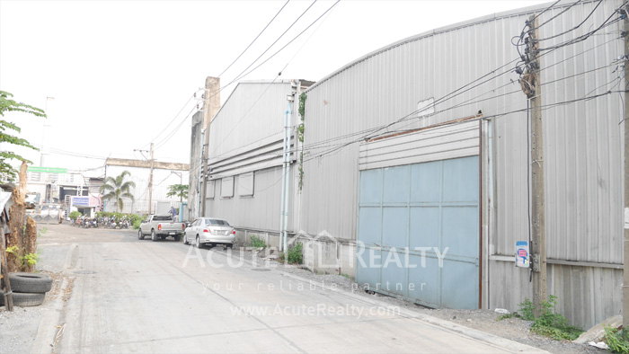 Factory, Warehouse  for sale Bangna-Trad image1