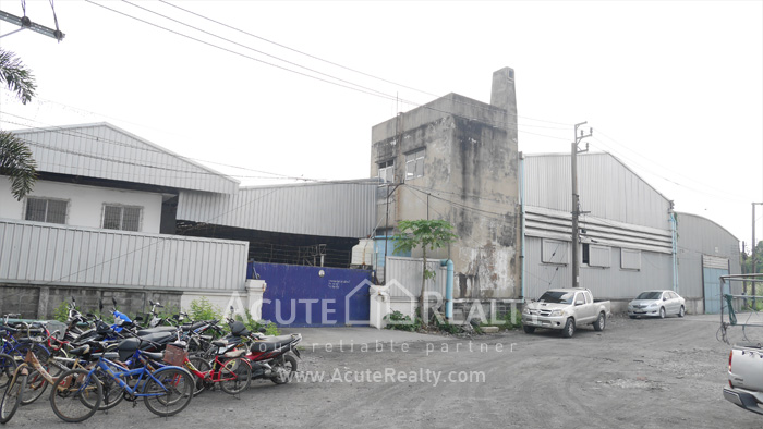 Factory, Warehouse  for sale Bangna-Trad image14