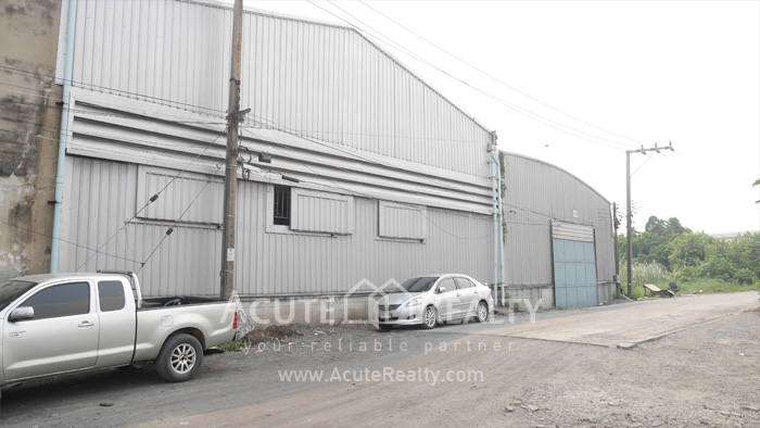 Factory, Warehouse  for sale Bangna-Trad image15