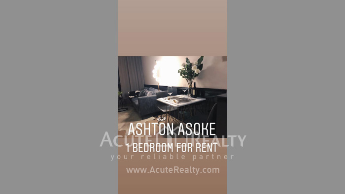 Condominium  for rent Ashton Asoke Asoke image0