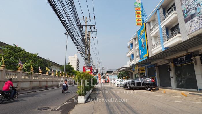 Shophouse  for sale & for rent Sukhumvit 113 (Samrong) image1