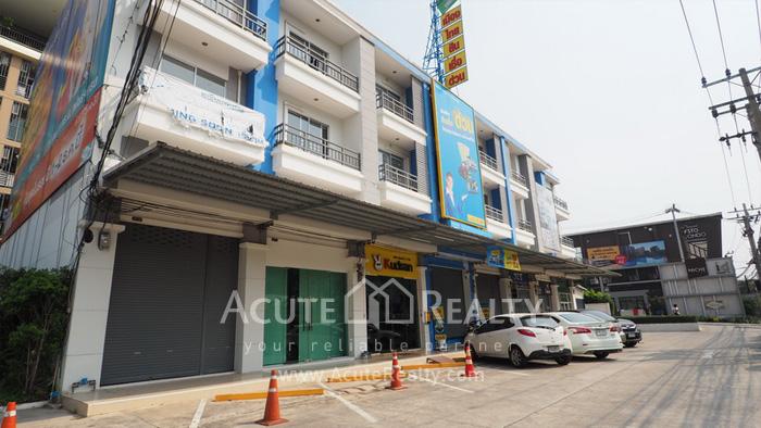Shophouse  for sale & for rent Sukhumvit 113 (Samrong) image2