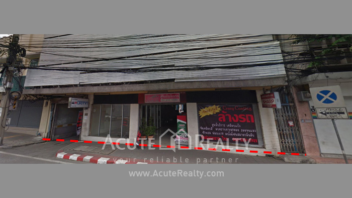 Land  for sale Si Phraya Road, Bang Rak, Bangkok image0