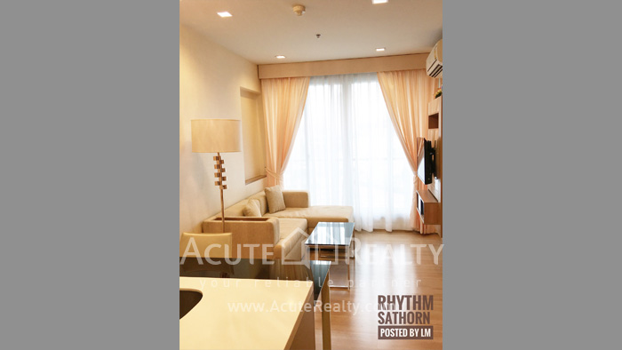 Condominium  for sale Rhythm Sathorn Sathorn image0