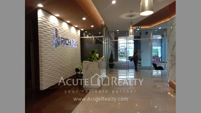 Condominium  for sale Rich Park @ Chaophraya MRT Sai Ma (purple line) image10