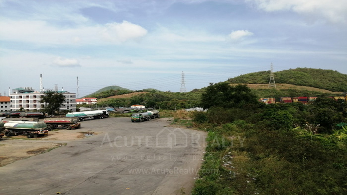 Land  for sale Sukhumvit Road, Ao Udom, Si Racha District. image0