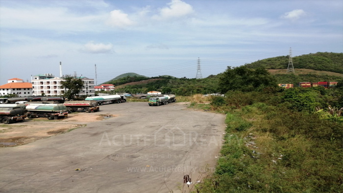 Land  for sale Sukhumvit Road, Ao Udom, Si Racha District. image2