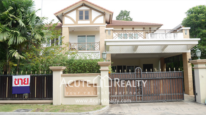 House  for sale & for rent Watcharapol image1