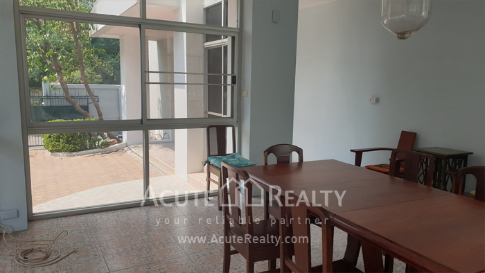 House, Home Office  for sale & for rent Sutthisarnvinitchai Rd.(Intamara 3)  image1