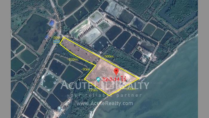 Land  for sale Chaloem Burapha Chonlathit Rd. image0
