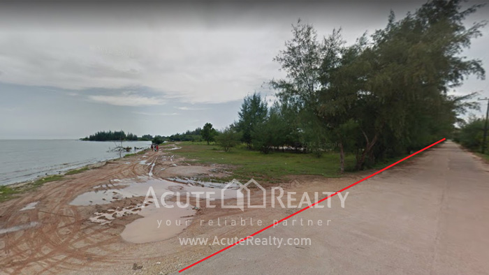 Land  for sale Chaloem Burapha Chonlathit Rd. image1