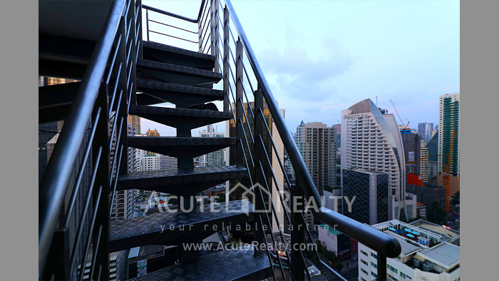 Condominium  for sale & for rent The Master Centrium Asoke image22