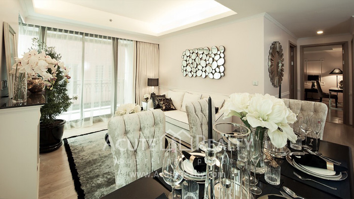 Condominium  for sale & for rent Prive by Sansiri Wireless Road image3