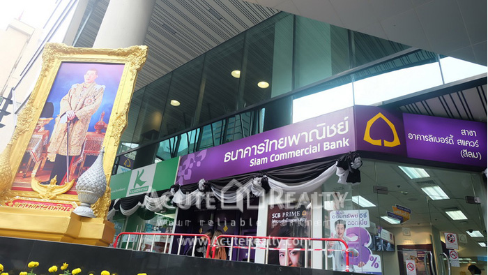 Office Space  for rent Silom image8