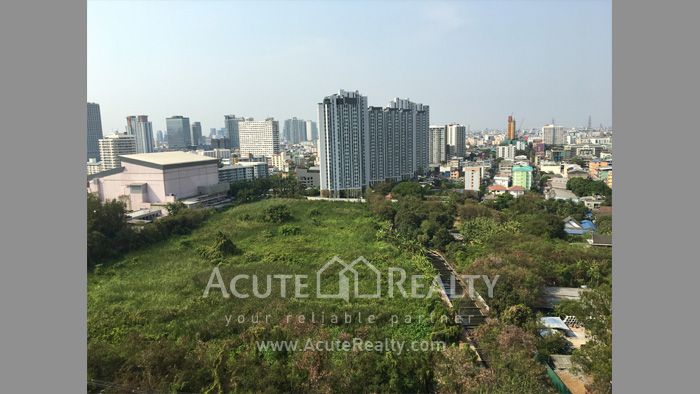 Condominium  for rent Supalai Wellington tiemruammit image1