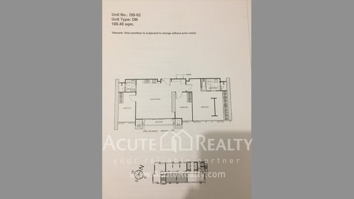 Condominium  for sale Whizdom Essence Sukhumvit 101  image0