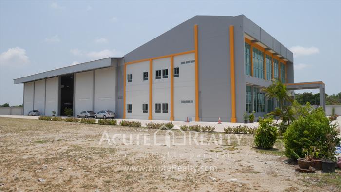 工厂, 仓库, 办公空间  for sale Bangna-Trad km.23 image0