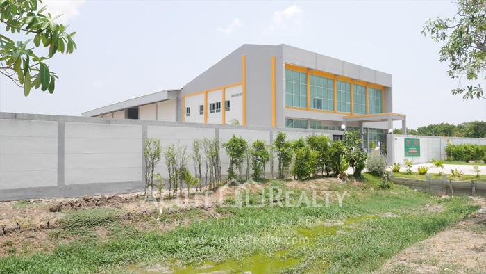 工厂, 仓库, 办公空间  for sale Bangna-Trad km.23 image13