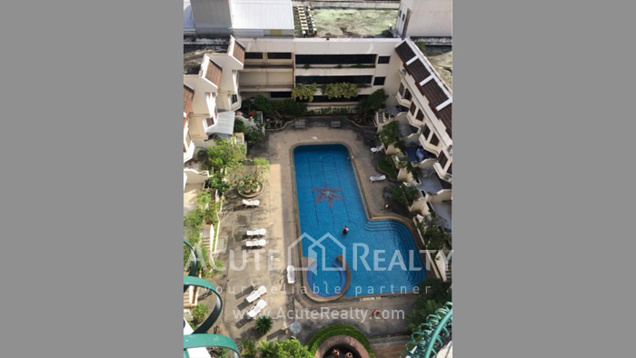 Condominium  for sale Hillside Plaza & Condotel 4 Chang Puak. image9