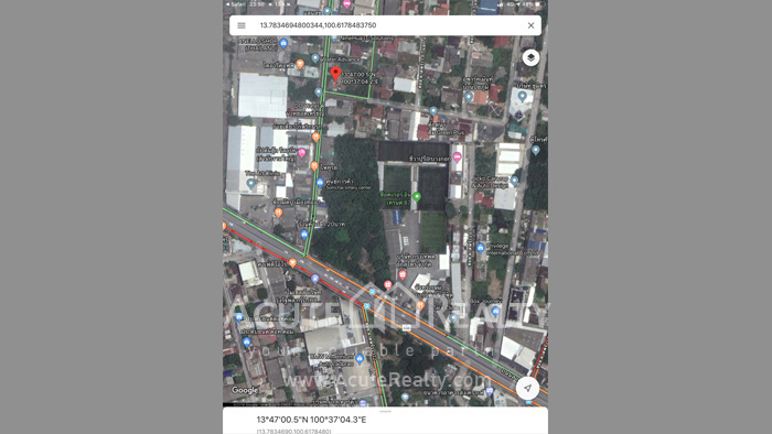 Land  for sale Lad Phrao Rd. image11