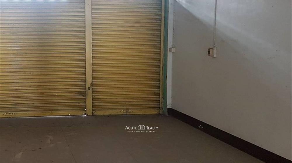 อาคารพาณิชย์  ขาย & ให้เช่า ถนนศิริมังคลาจารย์ รูป1