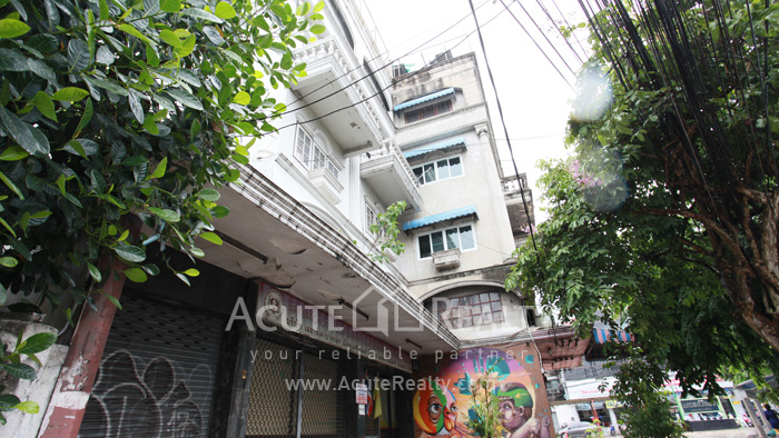 Shophouse  for sale & for rent Ladprao image0
