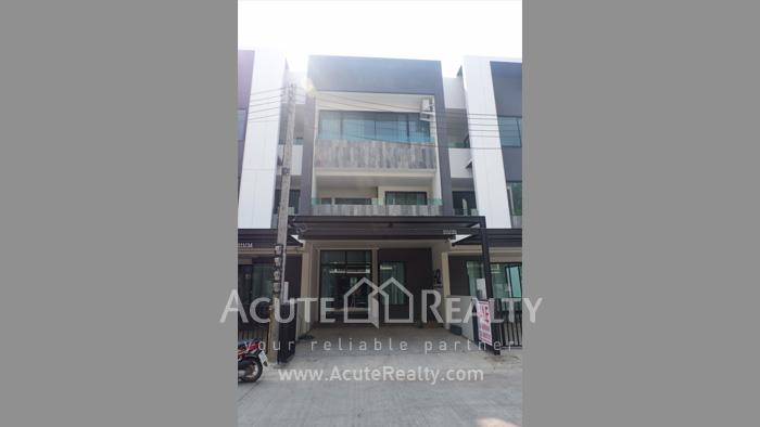 联排别墅  for rent San Phak Wan image0