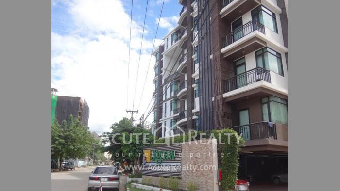 Condominium  for sale The Jigsaw Condominium Nong Pa Khrang image0