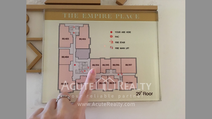 Condominium  for sale & for rent The Empire Place  Sathorn - Narathiwat (BTS Chong Nonsi) image12