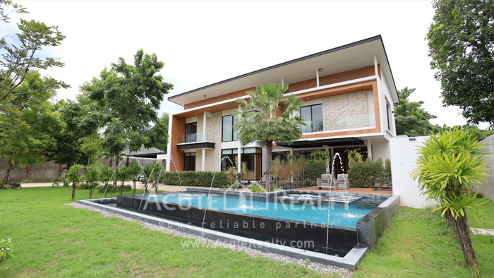 House  for sale Tiwanon road image0