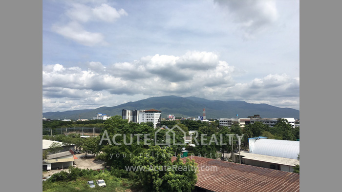 Condominium  for sale & for rent Chiang Mai View Place 2 Mahidol road image9