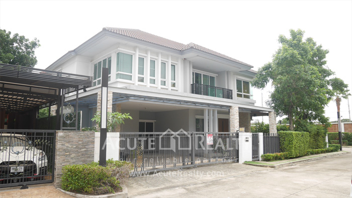 House  for sale Ramintra Rd. image1
