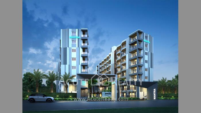 Condominium  for sale Mantra Beach Condominium Laem Mae Phim Beach Road,Kram Sub-district,Klaeng District, Rayong 21190  image0