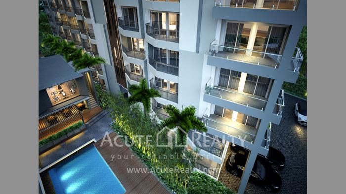 Condominium  for sale Mantra Beach Condominium Laem Mae Phim Beach Road,Kram Sub-district,Klaeng District, Rayong 21190  image1