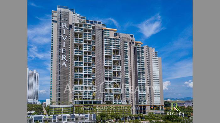 Condominium  for sale The Riviera Jomtien Soi Na Jomtien Soi 13,Jomtien 2 nd road,Nongprue  Sub-district, Banglamung District, Chonburi. image0