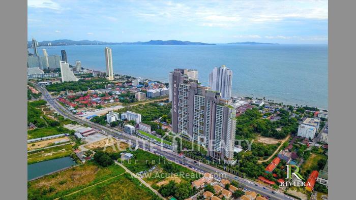 Condominium  for sale The Riviera Jomtien Soi Na Jomtien Soi 13,Jomtien 2 nd road,Nongprue  Sub-district, Banglamung District, Chonburi. image1