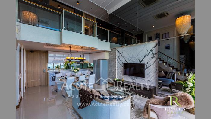 Condominium  for sale The Riviera Jomtien Soi Na Jomtien Soi 13,Jomtien 2 nd road,Nongprue  Sub-district, Banglamung District, Chonburi. image4