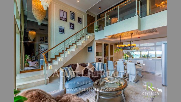 Condominium  for sale The Riviera Jomtien Soi Na Jomtien Soi 13,Jomtien 2 nd road,Nongprue  Sub-district, Banglamung District, Chonburi. image6