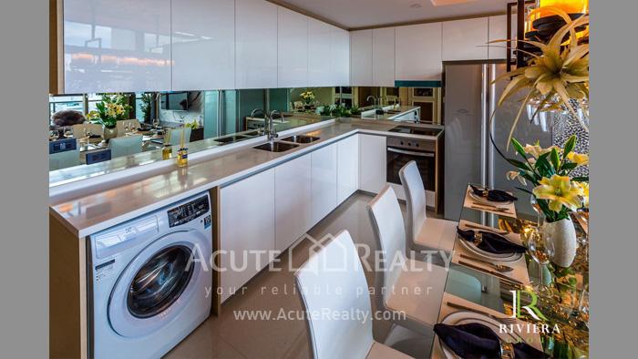 Condominium  for sale The Riviera Jomtien Soi Na Jomtien Soi 13,Jomtien 2 nd road,Nongprue  Sub-district, Banglamung District, Chonburi. image12