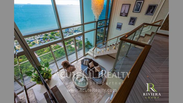 Condominium  for sale The Riviera Jomtien Soi Na Jomtien Soi 13,Jomtien 2 nd road,Nongprue  Sub-district, Banglamung District, Chonburi. image13