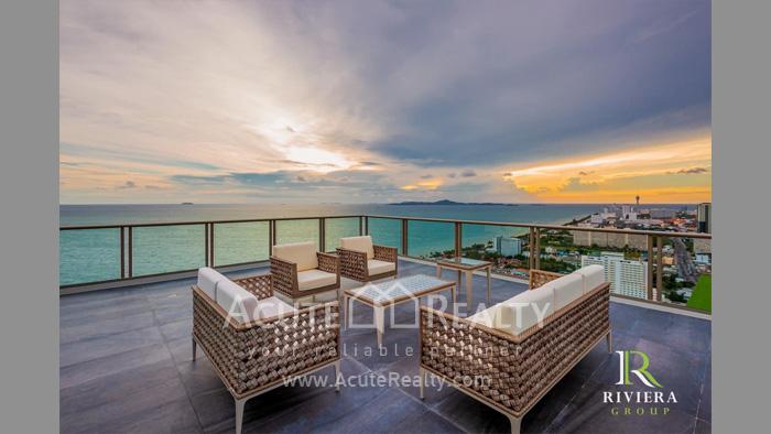 Condominium  for sale The Riviera Jomtien Soi Na Jomtien Soi 13,Jomtien 2 nd road,Nongprue  Sub-district, Banglamung District, Chonburi. image15