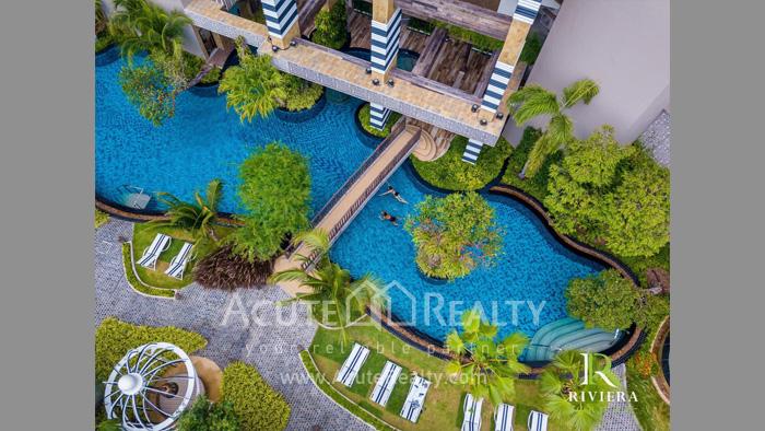 Condominium  for sale The Riviera Jomtien Soi Na Jomtien Soi 13,Jomtien 2 nd road,Nongprue  Sub-district, Banglamung District, Chonburi. image16