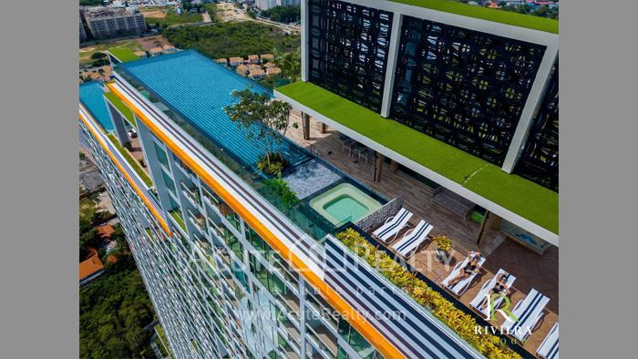Condominium  for sale The Riviera Jomtien Soi Na Jomtien Soi 13,Jomtien 2 nd road,Nongprue  Sub-district, Banglamung District, Chonburi. image17