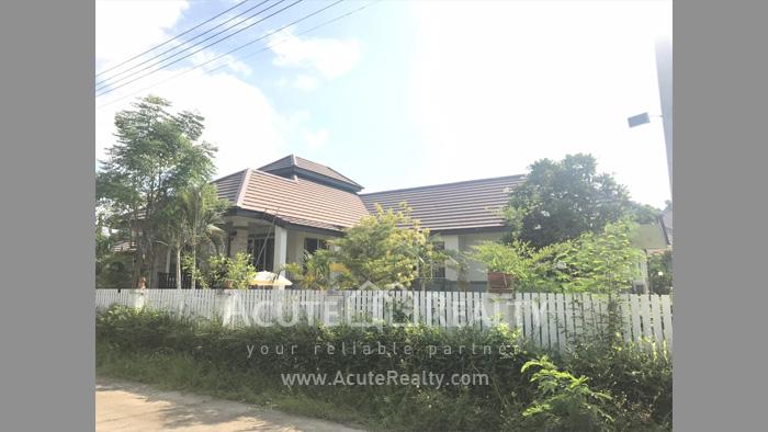 House  for sale New Sankamphang Road, Buak Khang image0