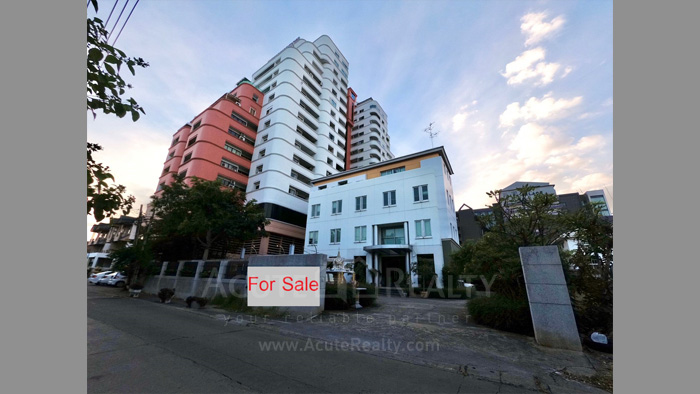 Office Building  for sale & for rent Changwattana image12