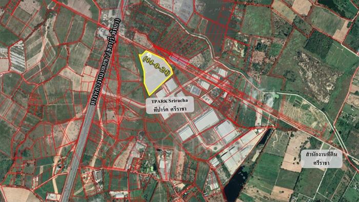 Land  for sale Chonburi-Pattaya Hwy, Bang Phra.  image0