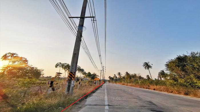 Land  for sale Chonburi-Pattaya Hwy, Bang Phra.  image5