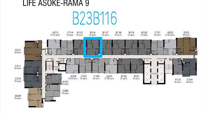 condominium-for-sale-life-asoke-rama-9