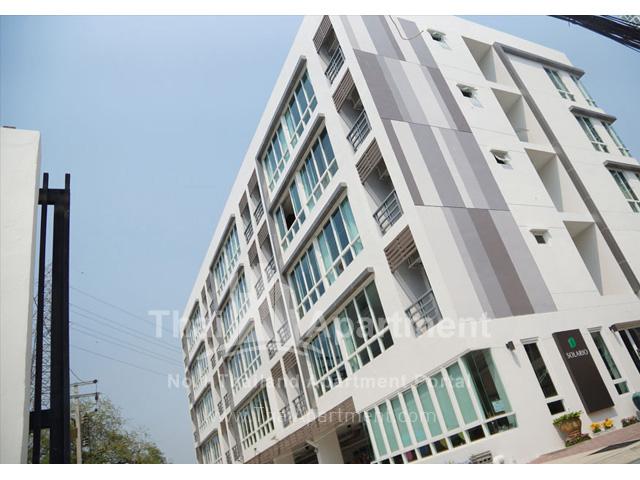 SOLARIO Serviced Apartment image 1