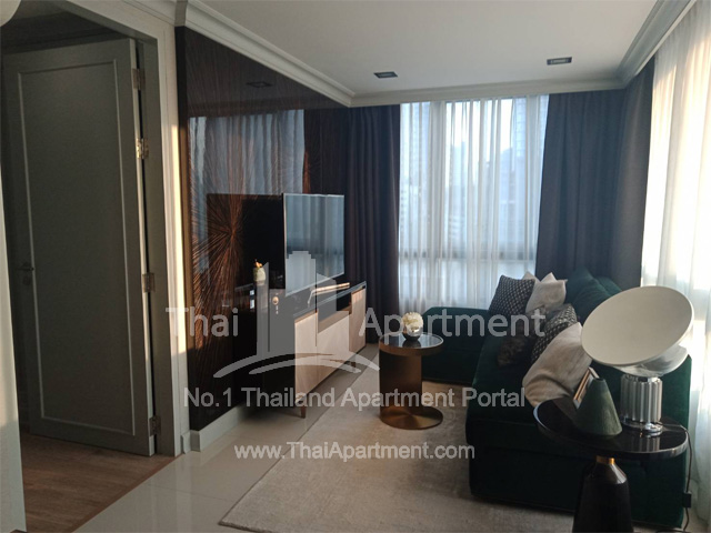 Silver Thonglor Apartment image 13